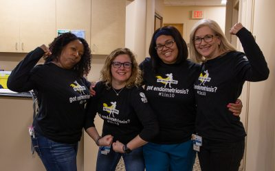 Our Team Is Raising Our Voice For Endometriosis