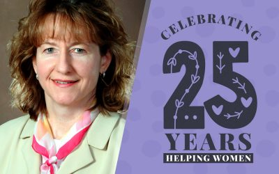 Celebrating Dr. McGuirk's 25th Anniversary Helping Women